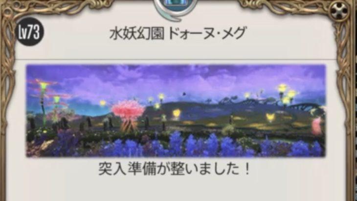 FF14攻略 水妖幻園 ドォーヌ・メグ攻略