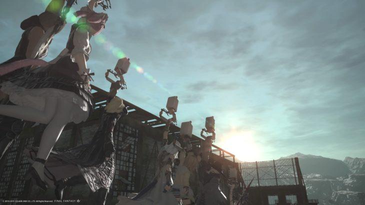 【FF14攻略】複製サレタ工場廃墟攻略