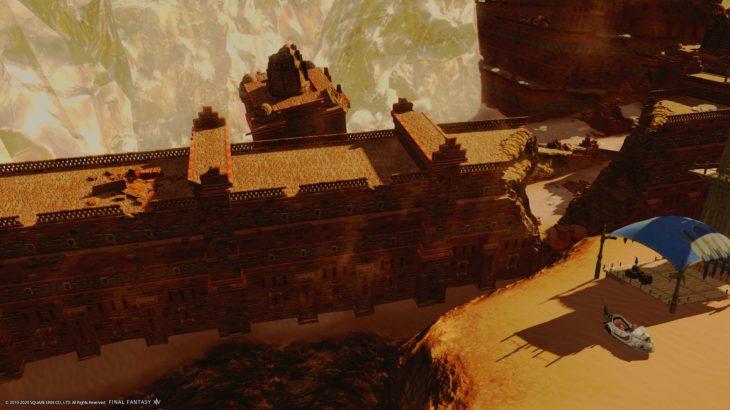 【FF14】ギャザラー 漆黒エリアの主な製作用採集素材一覧